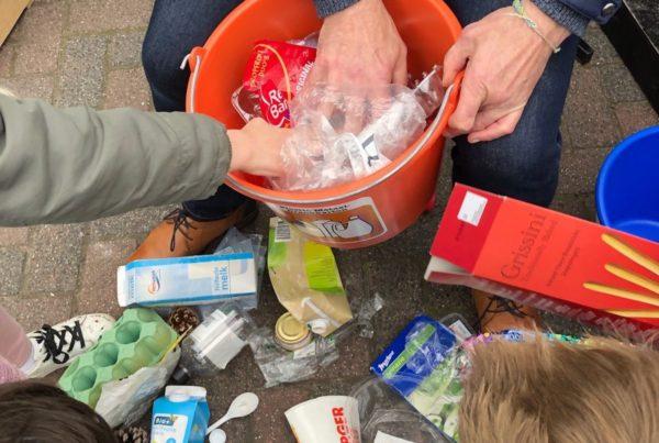 Gemeente Zaanstad zet het Afval-lab in als communicatiemiddel in de wijk